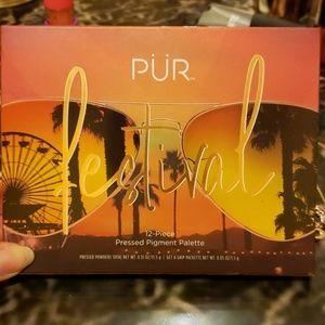 PUR Festival Pressed Pigment Palette